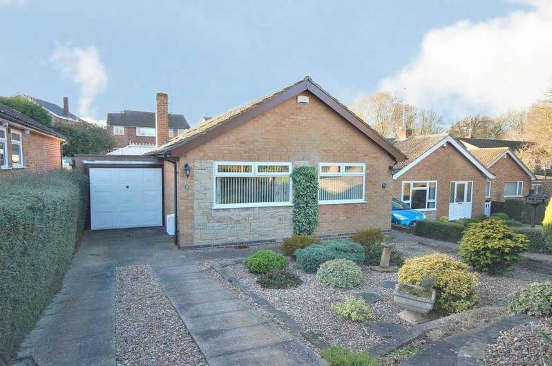 2 Bedrooms Detached Bungalow for sale in Valley Road, Radcliffe on Trent, Nottingham