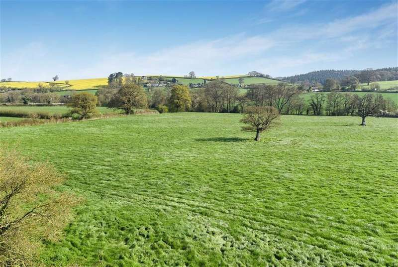 Land Commercial for sale in Long Barn, Sandford, Crediton, Devon, EX17