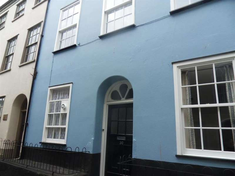 1 Bedroom Flat for sale in Clarence Street, Dartmouth
