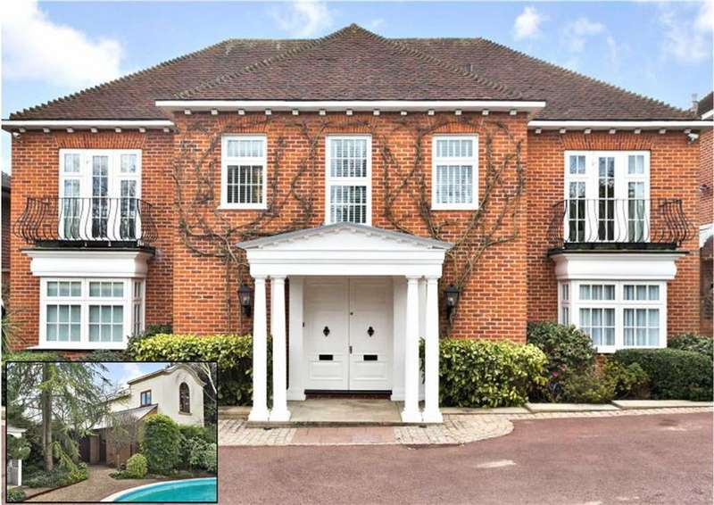 5 Bedrooms Detached House for sale in Totteridge Lane, Totteridge, London