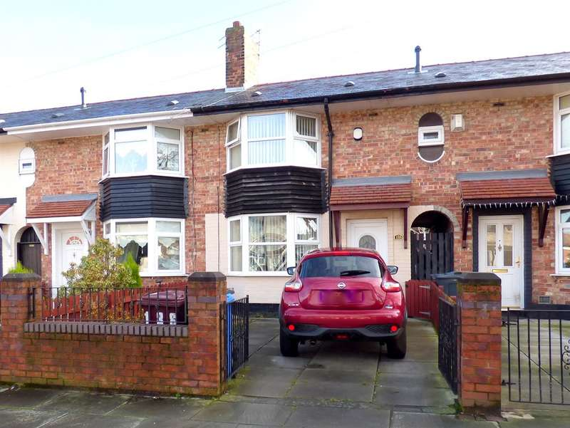 3 Bedrooms Terraced House for sale in Woolfall Crescent, Huyton, Liverpool