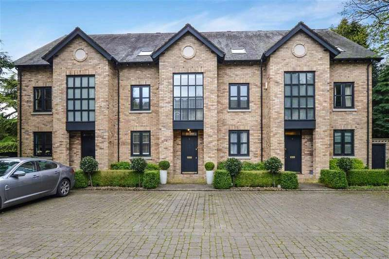 5 Bedrooms Town House for sale in St Margarets Road, Bowdon, Cheshire, WA14