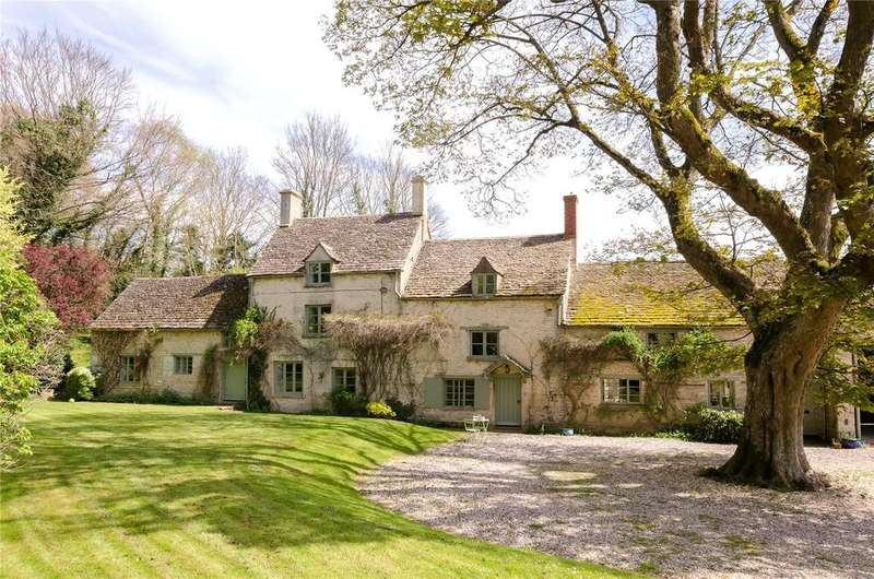 5 Bedrooms Unique Property for sale in Rodmarton, Cirencester, Gloucestershire, GL7