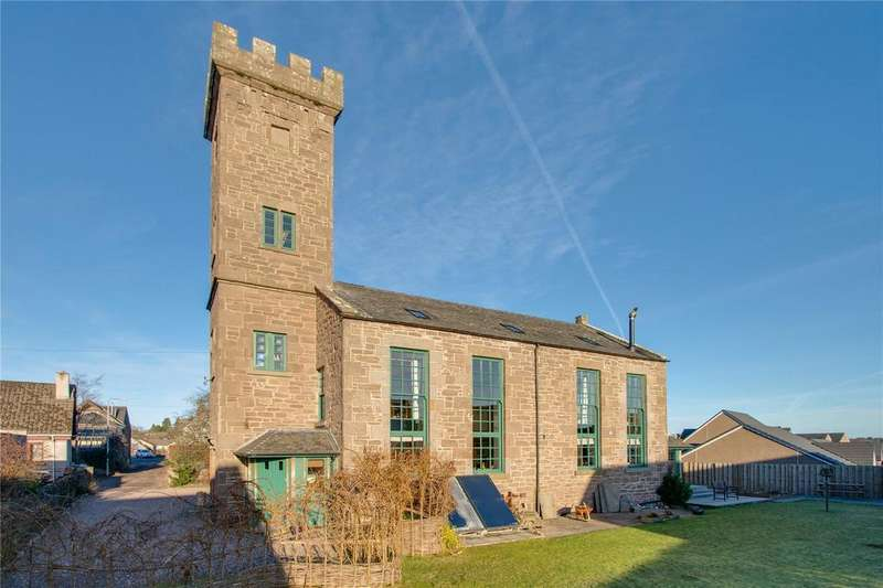 4 Bedrooms Detached House for sale in The Steeple, 10 The Square, Letham, Angus, DD8