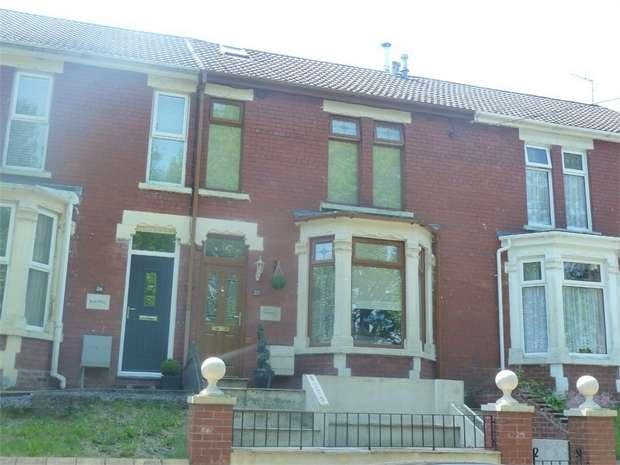 3 Bedrooms Terraced House for sale in Salisbury Road, Maesteg, Maesteg, Mid Glamorgan