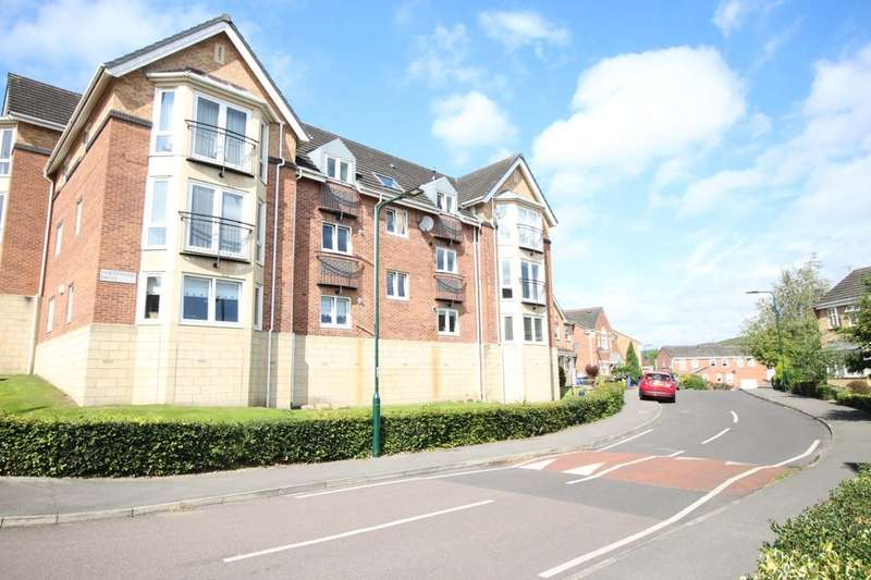 2 Bedrooms Flat for sale in Middlewood Drive East, Sheffield, S6