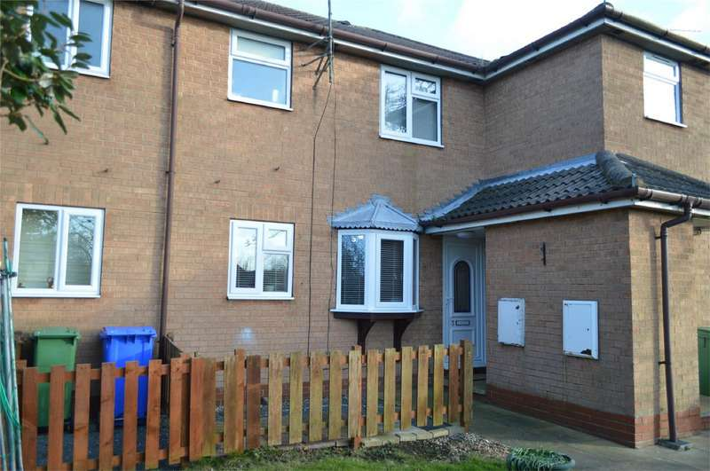 1 Bedroom Terraced House for sale in Pickering Avenue, Hornsea, East Riding of Yorkshire