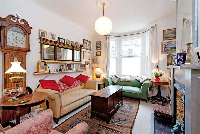 5 Bedrooms Terraced House for sale in Candahar Road, Battersea, London, SW11