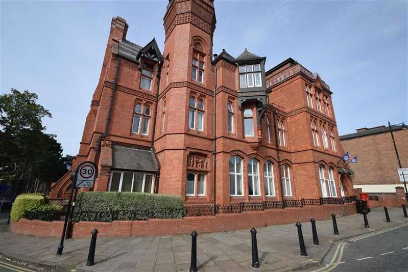 3 Bedrooms Apartment Flat for sale in Kingsland Bridge Mansions, Murivance, Shrewsbury