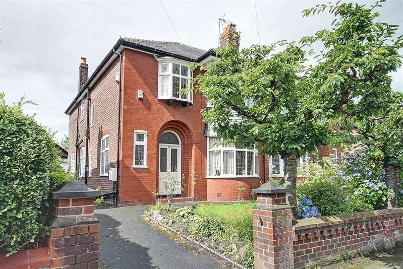 4 Bedrooms Semi Detached House for sale in Park Road, Prestwich