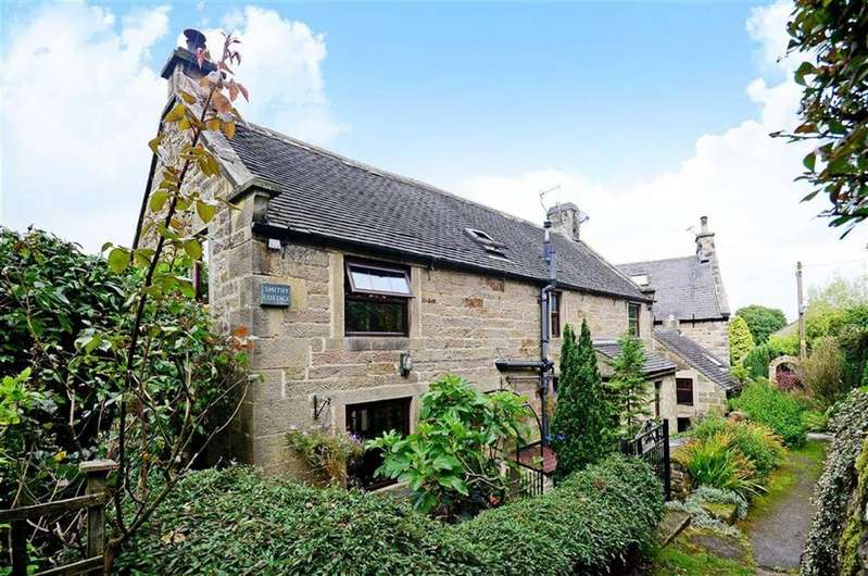 2 Bedrooms Cottage House for sale in Smithy Cottage, Main Road, Stanton-in-the-Peak, Matlock, Derbyshire, DE4