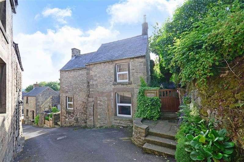 2 Bedrooms Cottage House for sale in East Bank Cottage, East Bank, Winster, Matlock, Derbyshire, DE4