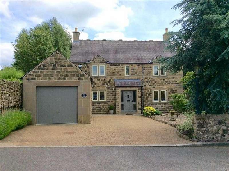 4 Bedrooms Detached House for sale in Oak House, Oakwood Drive, Darley Dale, Matlock, Derbyshire, DE4