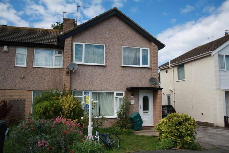 3 Bedrooms Terraced House for sale in Foryd Road, Kinmel Bay