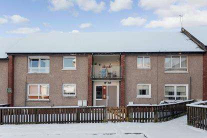 1 Bedroom Flat for sale in Tulloch-Ard Place, Rutherglen, Glasgow, South Lanarkshire