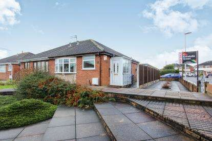 2 Bedrooms Bungalow for sale in Wasdale Road, Blackpool, Lancashire, England, FY4