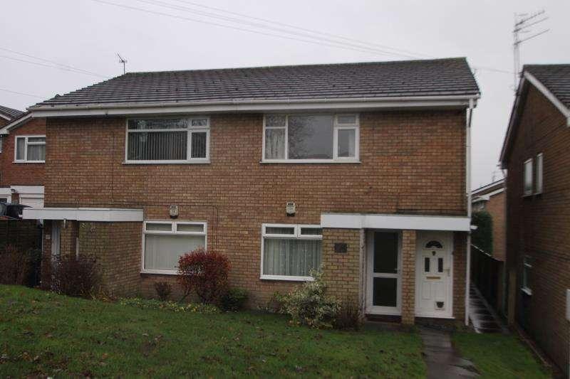 1 Bedroom Apartment Flat for rent in Hamilton Avenue, Halesowen, West Midlands, B62