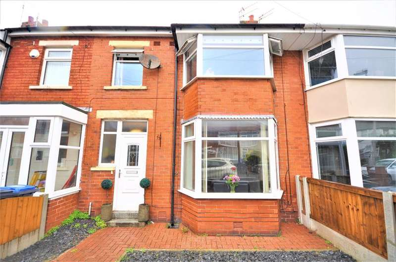 3 Bedrooms Terraced House for sale in Ivy Avenue, South Shore, Blackpool, Lancashire, FY4 3QF