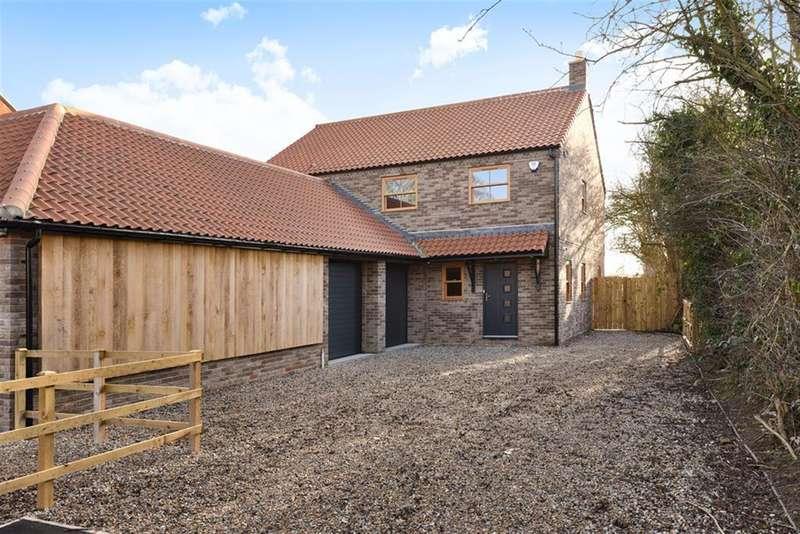 4 Bedrooms Detached House for sale in Stump Cross, Boroughbridge, York, YO51 9HT