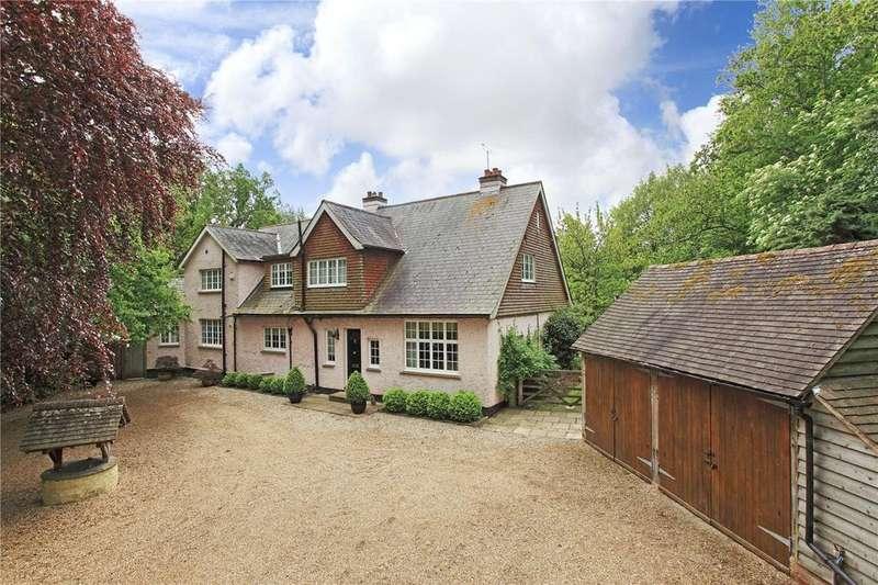 5 Bedrooms Detached House for sale in Station Road, Groombridge, Tunbridge Wells, Kent, TN3