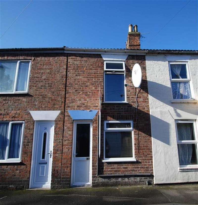 2 Bedrooms Terraced House for sale in Irby Street, Boston