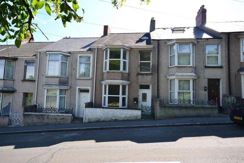 3 Bedrooms Terraced House for sale in Belle Vue Terrace, Pembroke Dock