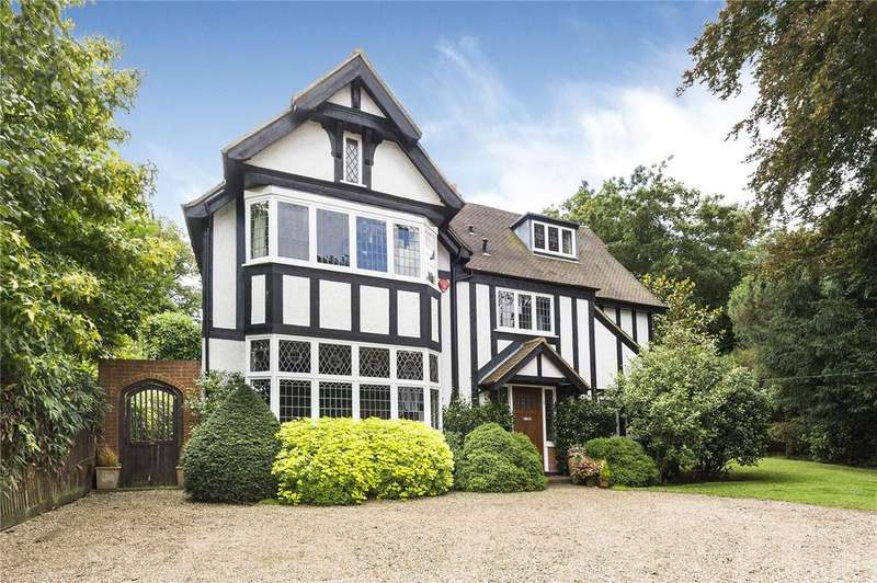 6 Bedrooms Detached House for sale in Stormont Road, Highgate, London, N6