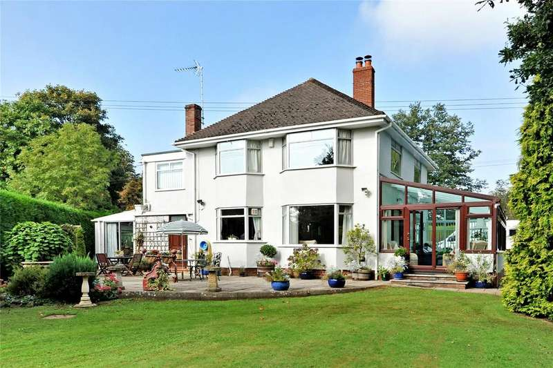 5 Bedrooms Detached House for sale in Ironmould Lane, Brislington, Bristol, BS4
