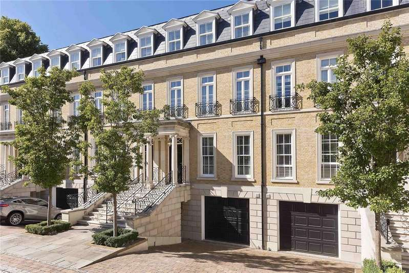 4 Bedrooms Terraced House for rent in Charlotte Terrace, Princess Square, Esher, Surrey, KT10