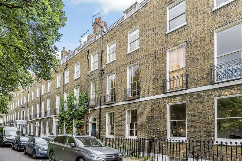 5 Bedrooms Terraced House for sale in Compton Terrace, Canonbury, Islington, London, N1