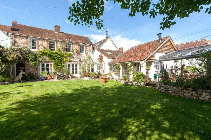 5 Bedrooms Unique Property for sale in High Street, Heytesbury, Warminster, Wiltshire, BA12