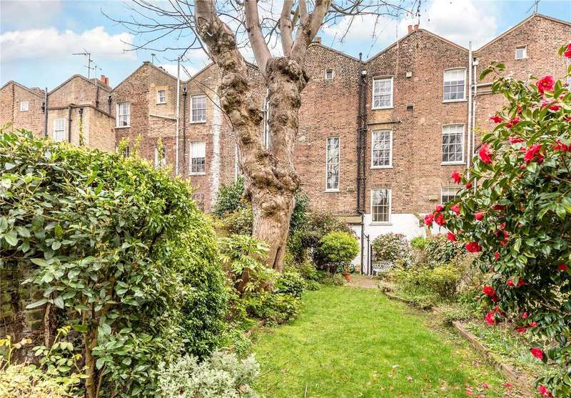 3 Bedrooms Terraced House for sale in St. Pauls Road, Islington, London, N1