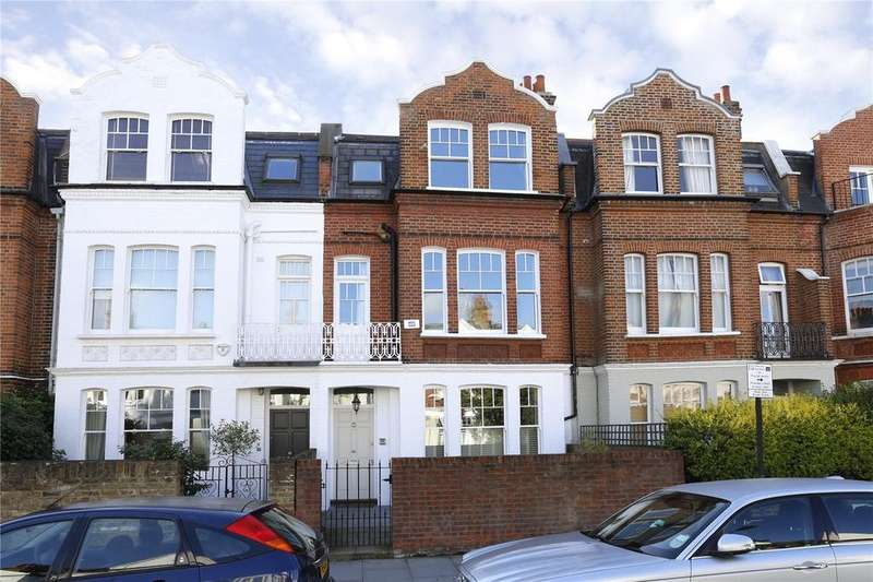 6 Bedrooms Terraced House for sale in Hurlingham Road, Hurlingham Park, Fulham, London, SW6