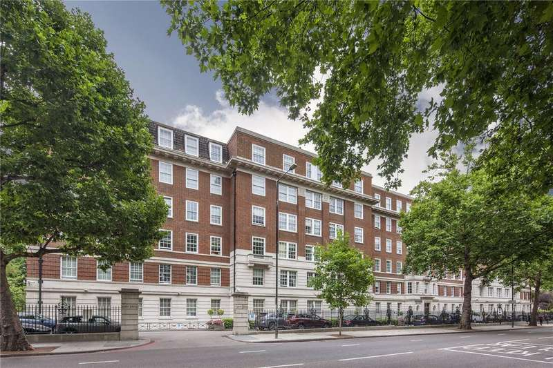 4 Bedrooms Flat for sale in Abbey Lodge, Park Road, St. John's Wood, London, NW8