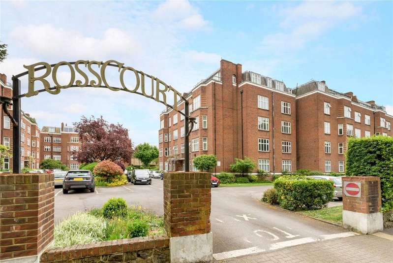 3 Bedrooms Flat for sale in Ross Court, 81 Putney Hill, Putney, London, SW15