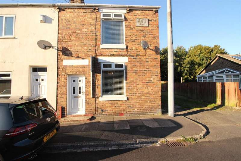 2 Bedrooms Terraced House for sale in Orange Grove, Annitsford, Northumberland
