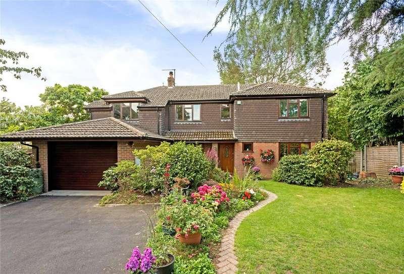 5 Bedrooms Detached House for sale in Maidstone Road, Platt, Sevenoaks, Kent, TN15