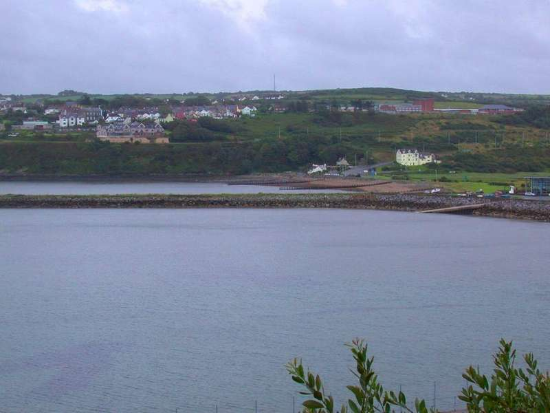 Land Commercial for sale in Quay Road, GOODWICK, Pembrokeshire