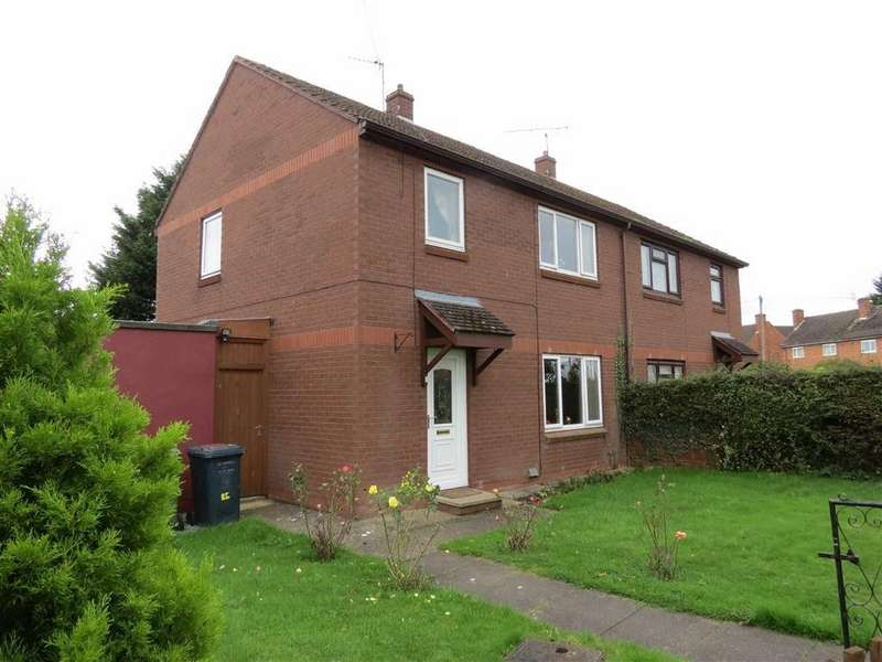 3 Bedrooms Semi Detached House for sale in Field Crescent, Harlescott, Shrewsbury, Shropshire