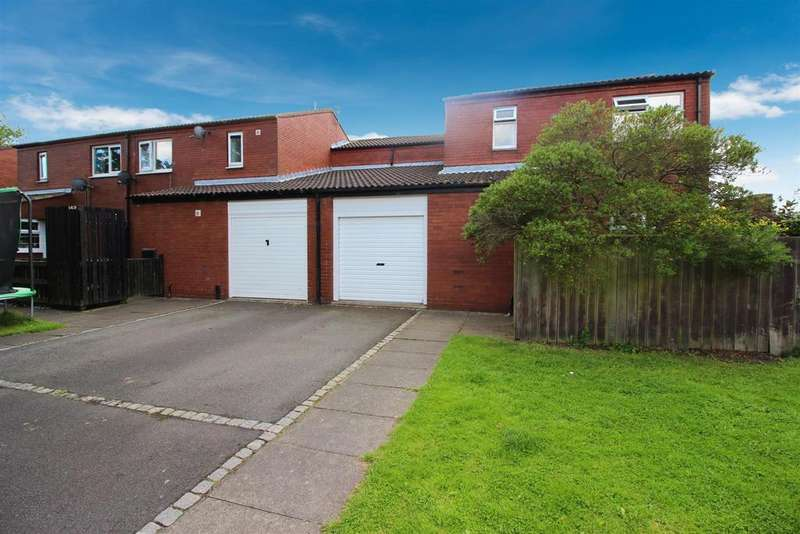 3 Bedrooms End Of Terrace House for sale in Kirkwood, Burradon, Cramlington