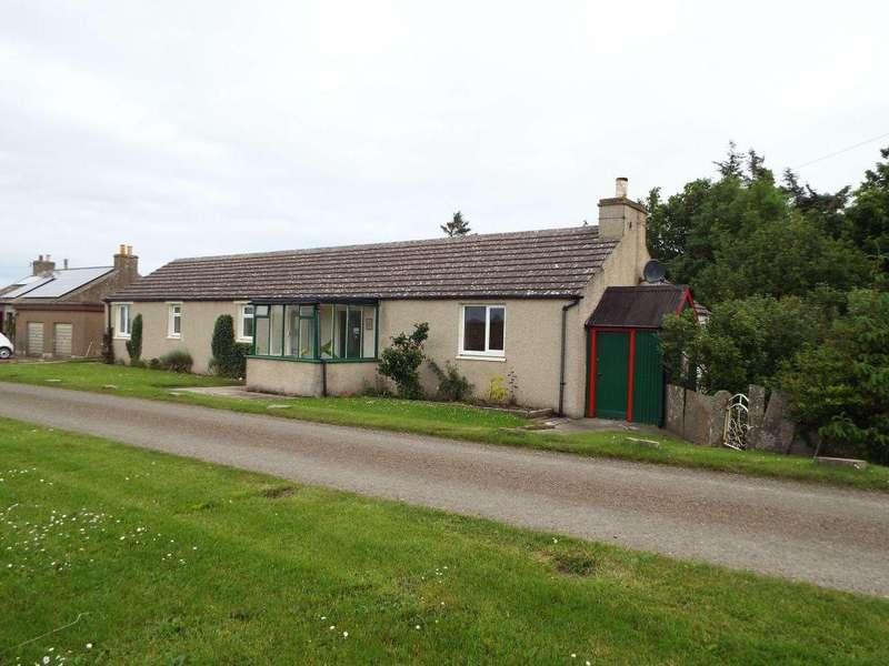 3 Bedrooms Detached Bungalow for sale in Craigellachie, Achsrabster, Westfeild