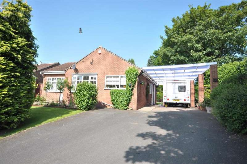 3 Bedrooms Detached Bungalow for sale in Straws Lane, East Bridgford, Nottingham