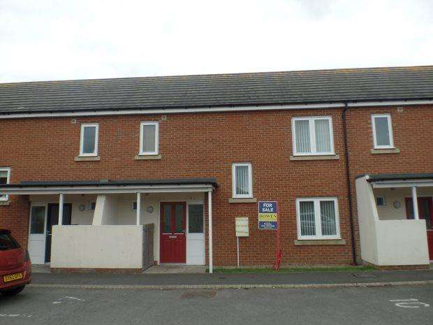 3 Bedrooms Terraced House for sale in BRANDLING COURT, SHOTTON, PETERLEE AREA VILLAGES