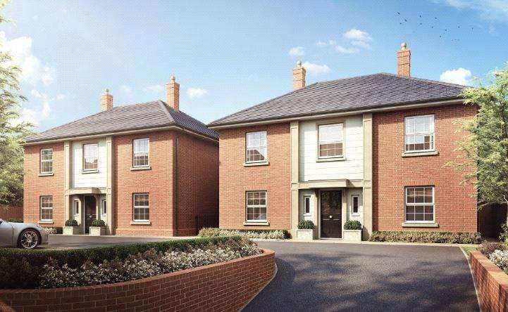 4 Bedrooms Detached House for sale in Bartholomew's Mead, 3 Worthy Road, Winchester, Hampshire, SO23