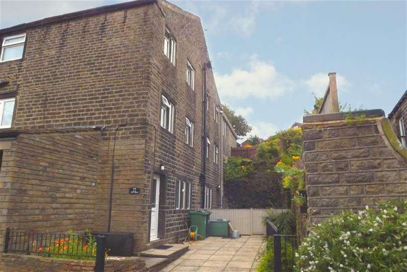 3 Bedrooms Terraced House for sale in Cliff Road, Wooldale, Holmfirth, HD9