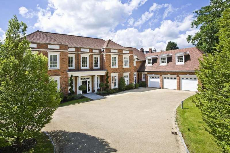 7 Bedrooms Detached House for rent in Wentworth Estate, Virginia Water, Surrey