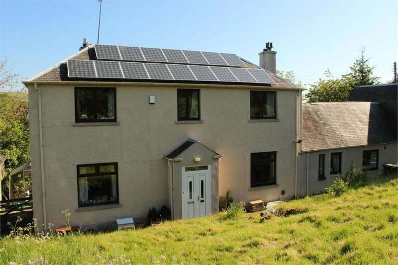 4 Bedrooms Detached House for sale in Longbaulk House, HAWICK, Scottish Borders