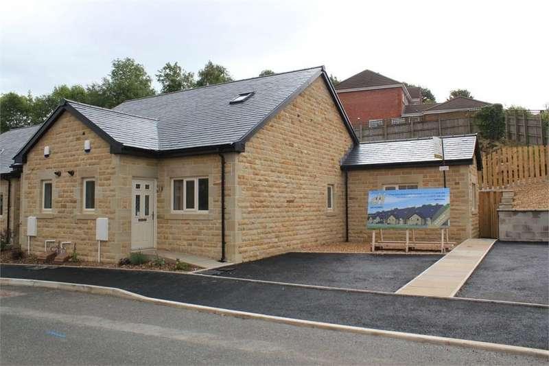 2 Bedrooms Semi Detached Bungalow for sale in Plot 1 Dale View, Billington