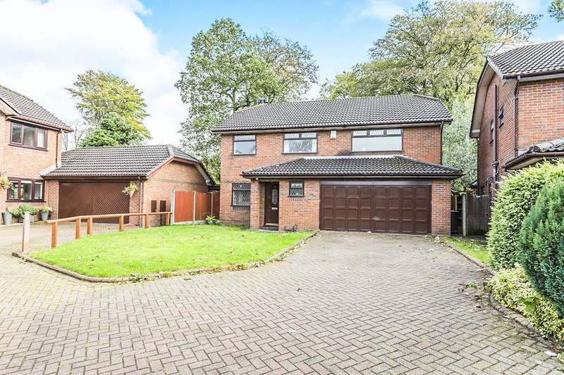 3 Bedrooms Detached House for sale in Willowfield Grove, Ashton-In-Makerfield, Wigan, WN4