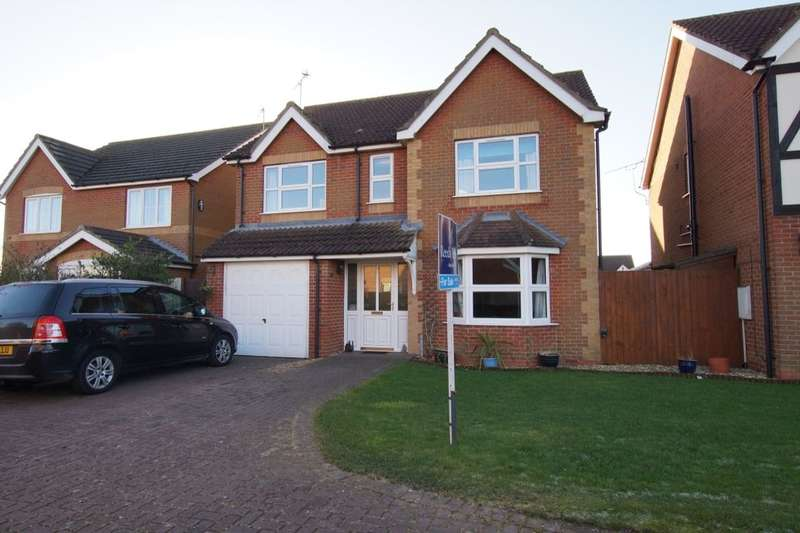 4 Bedrooms Detached House for sale in Bluebell Grove, Brigg, DN20